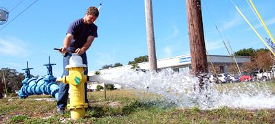 hydrants-backflows